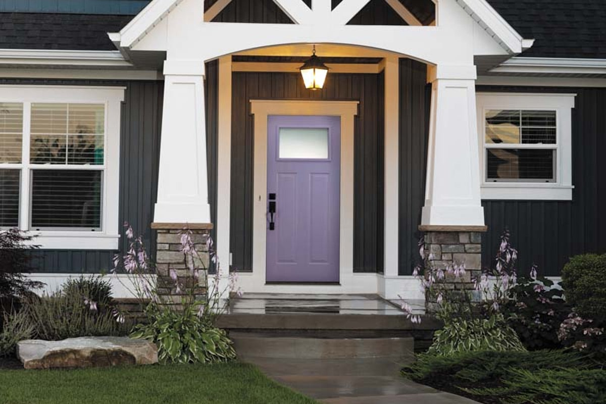 Exterior Door Collections – Timberline Smooth Fiberglass