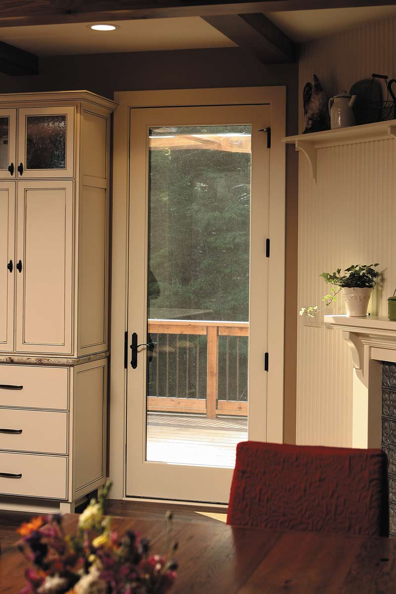 Exterior Door Glass – Clear Glass
