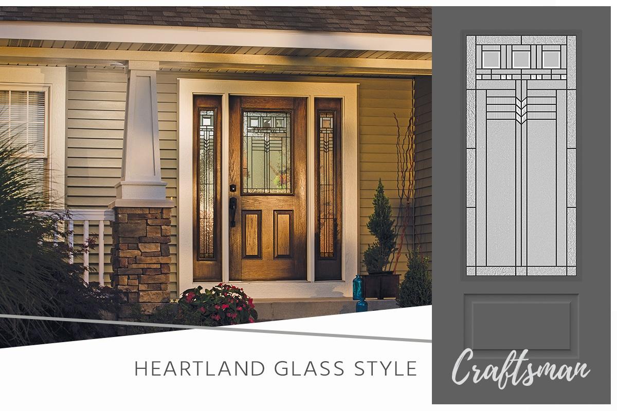 Trending Front Door Styles: Craftsman