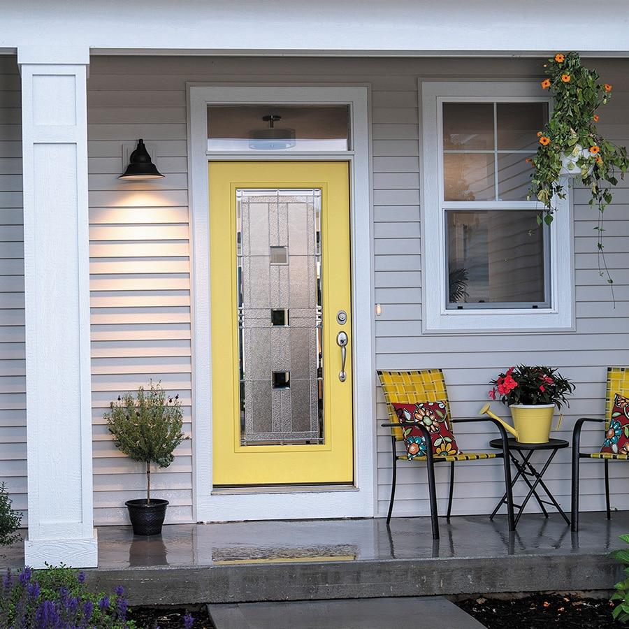 Exterior Door Glass – Craftsman Collection