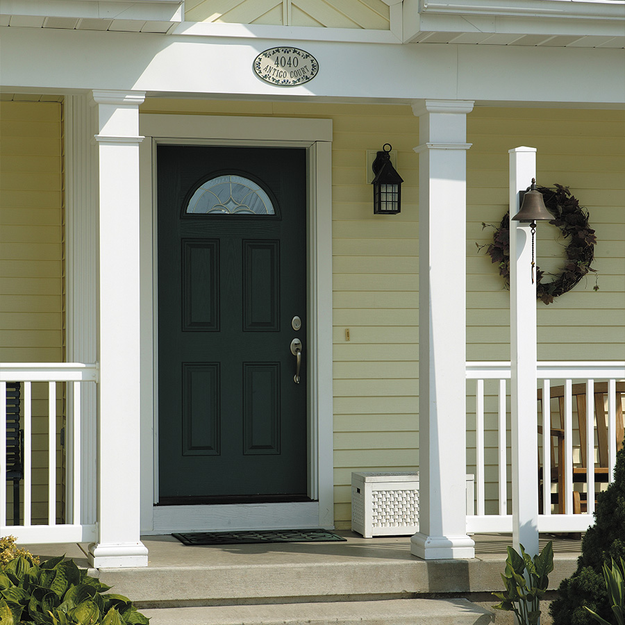 Exterior Door Glass – Traditional Collection