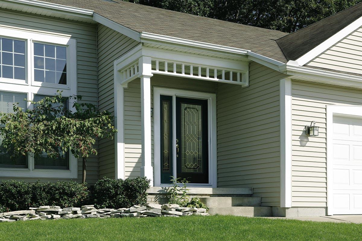 Exterior Door Collections – Timberline Smooth Fiberglass